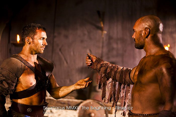 Spartacus MMXII The Beginning download