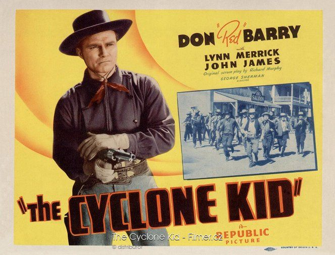 The Cyclone Kid download