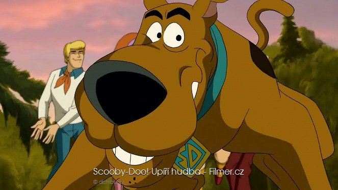 Scooby-Doo! Upíří hudba download