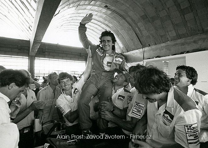 Alain Prost Závod životem download