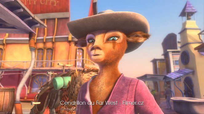 Cendrillon au Far West download