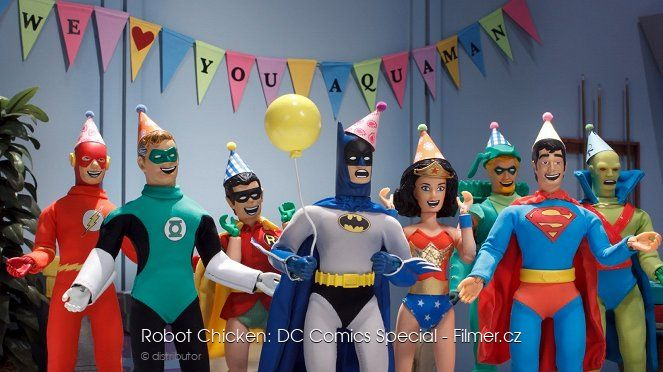 Robot Chicken DC Comics Special download