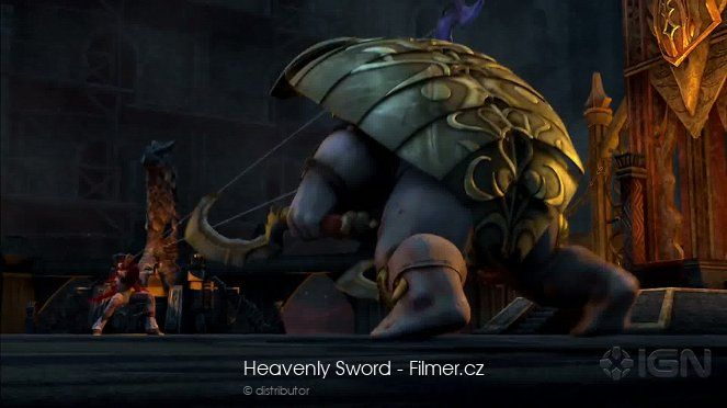 Heavenly Sword download