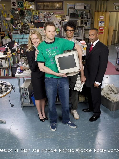 The IT Crowd download