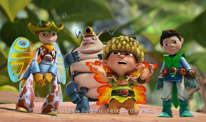 Tom a jeho Three Fu download