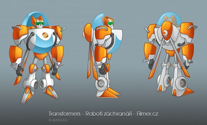 Transformers Roboti záchranáři download