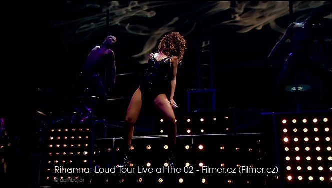 Rihanna Loud Tour Live at the 02 download
