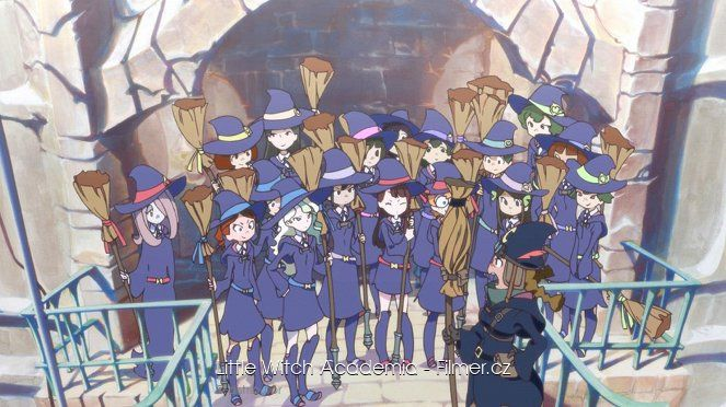 Little Witch Academia download