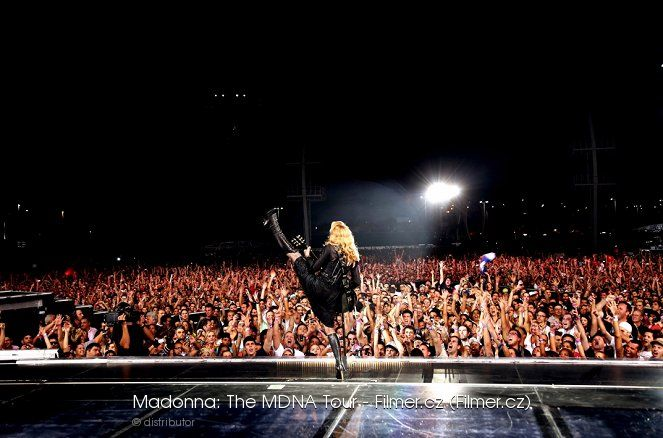 Madonna The MDNA Tour download