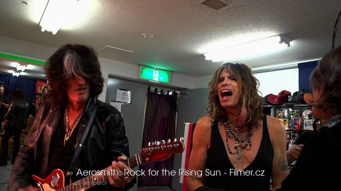 Aerosmith Rock for the Rising Sun download