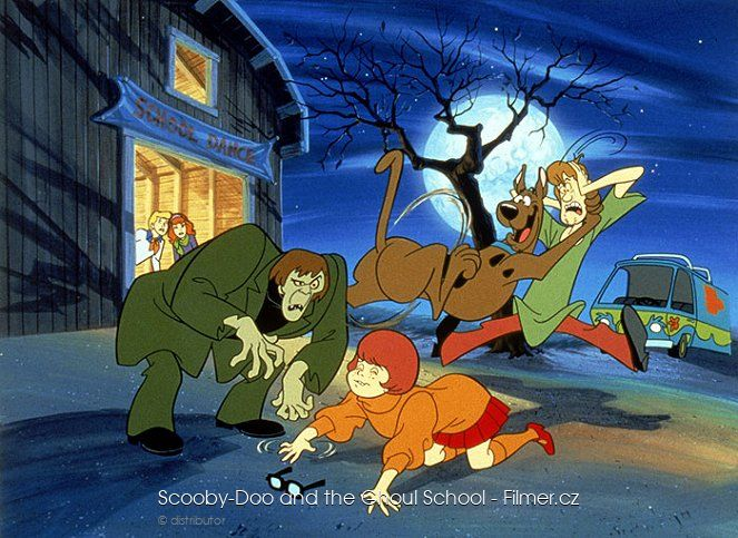 Scooby-Doo and the Ghoul School download