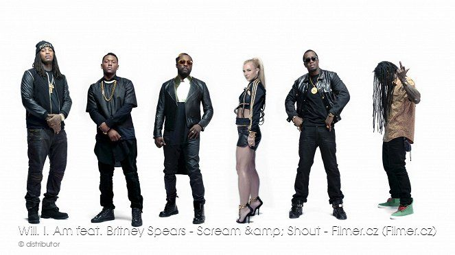 Will I Am feat Britney Spears Scream & Shout download