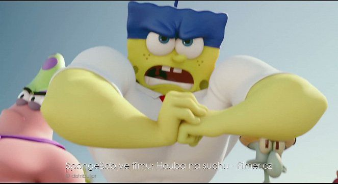 SpongeBob ve filmu Houba na suchu download