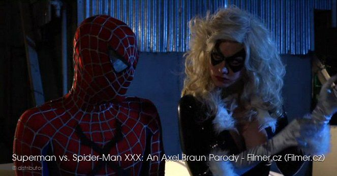Superman vs Spider-Man XXX An Axel Braun Parody download