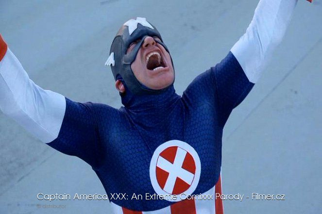 Captain America XXX An Extreme Comixxx Parody download