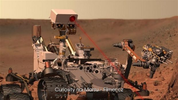 Curiosity na Marsu download