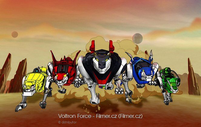 Voltron Force download
