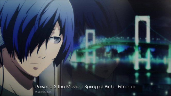 Persona 3 the Movie 1 Spring of Birth download