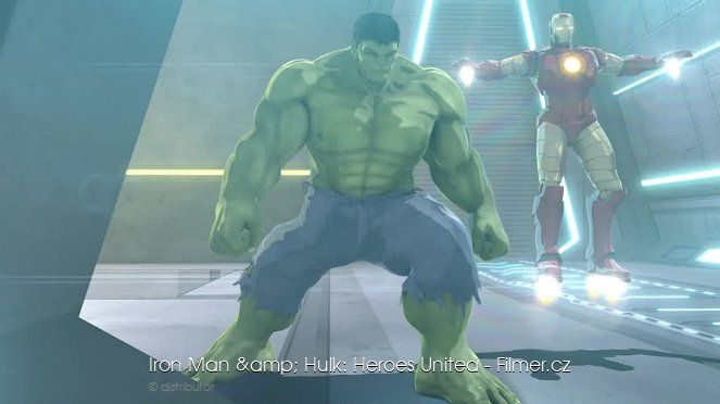 Iron Man & Hulk Heroes United download