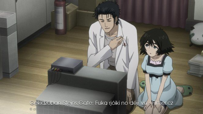 Gekijōban Steins;Gate Fuka ryōiki no Déjà Vu download