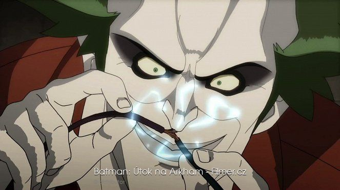 Batman Útok na Arkham download