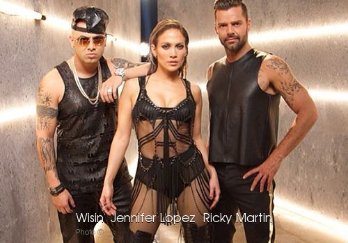 Wisin ft Jennifer Lopez Ricky Martin Adrenalina download