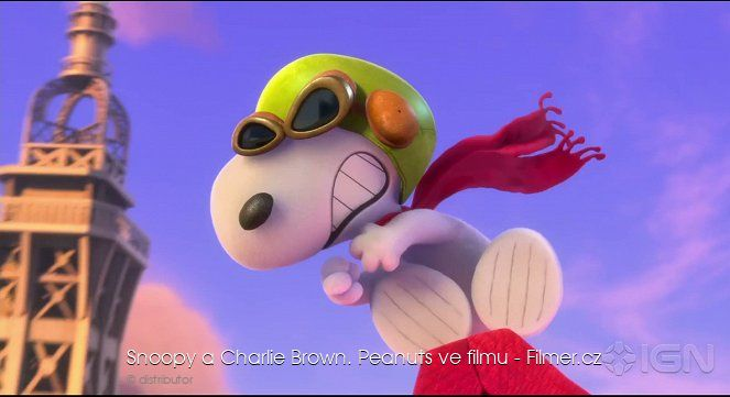 Snoopy a Charlie Brown Peanuts ve filmu download