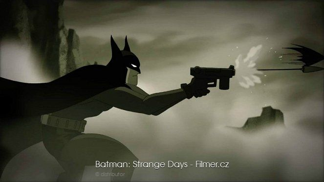 Batman Strange Days download