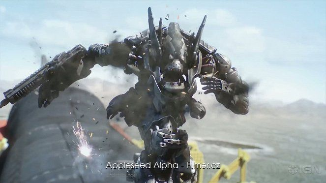 Appleseed Alpha download