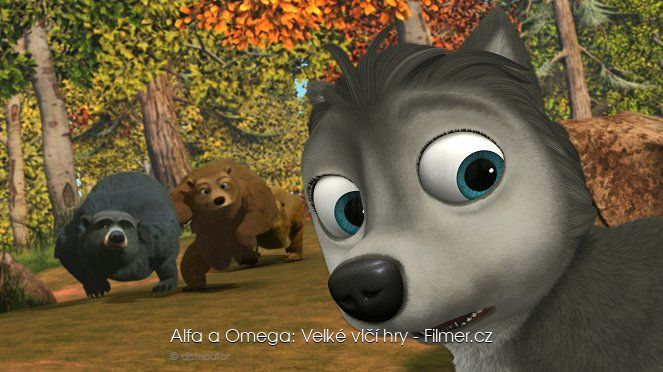 Alpha and Omega 3 The Great Wolf Games download