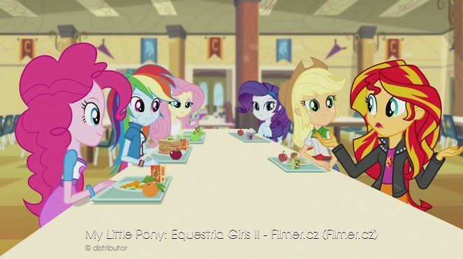 My Little Pony Equestria Girls II download