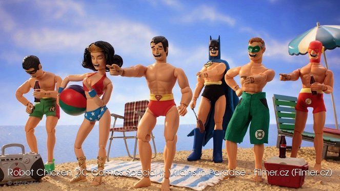 Robot Chicken DC Comics Special II Villains in Paradise download