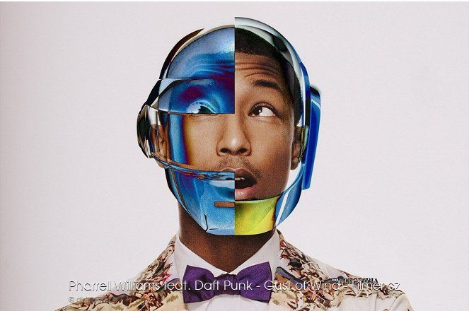 Pharrell Williams feat Daft Punk Gust of Wind download