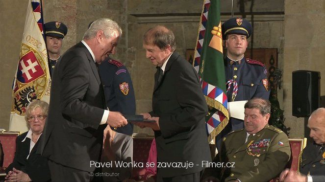 Pavel Wonka se zavazuje download