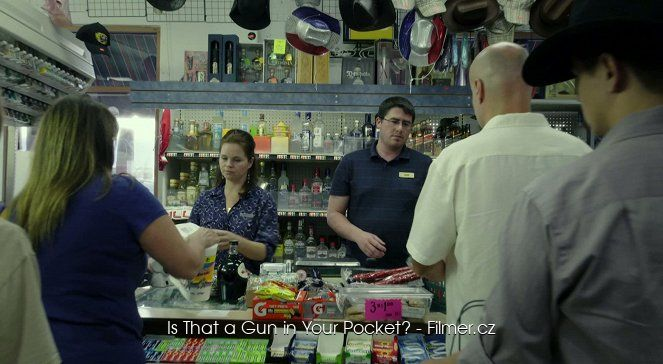 Is That a Gun in Your Pocket? download