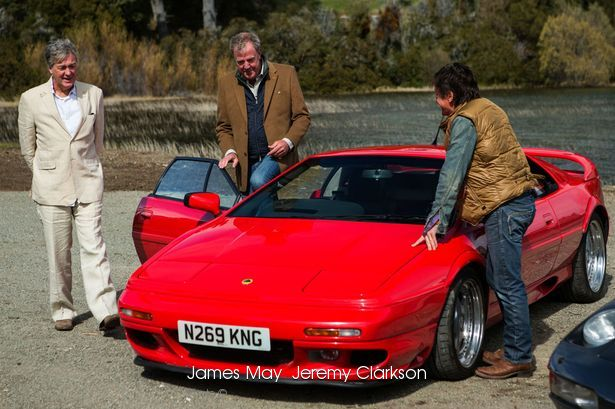 Top Gear Patagonský speciál download