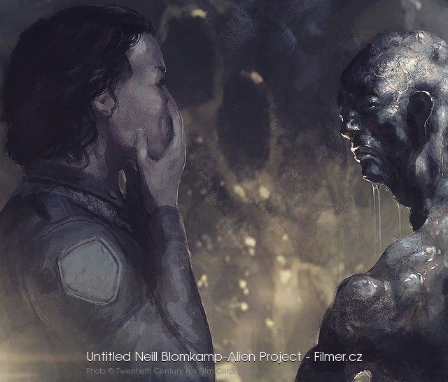 Untitled Neill Blomkamp-Alien Project download