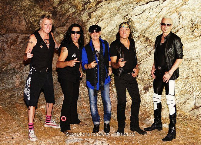 Scorpions Forever and a Day download