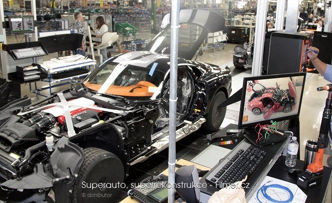 Superauto superrekonstrukce download