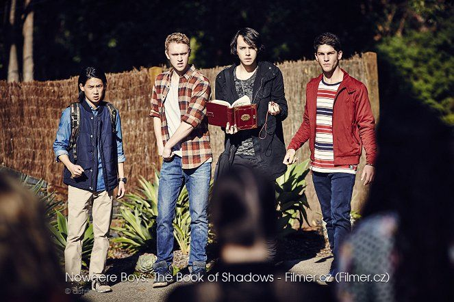 Nowhere Boys The Book of Shadows download