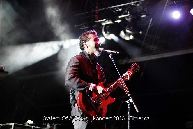 System Of A Down koncert 2013 download