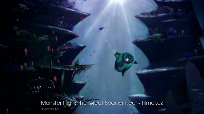 Monster High The Great Scarrier Reef download