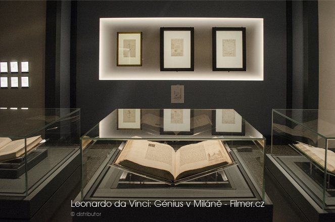 Leonardo da Vinci Génius v Miláně download