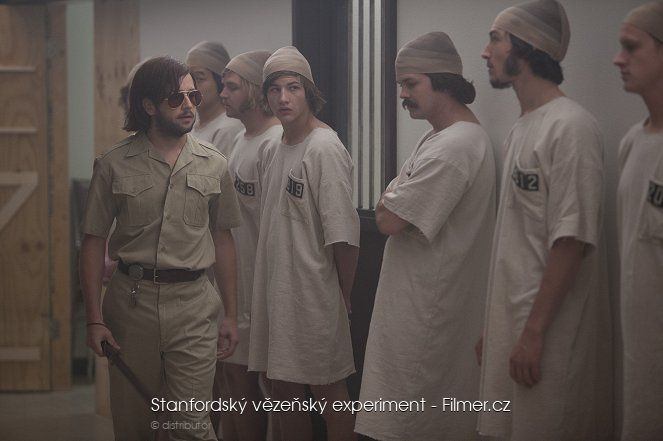 The Stanford Prison Experiment download