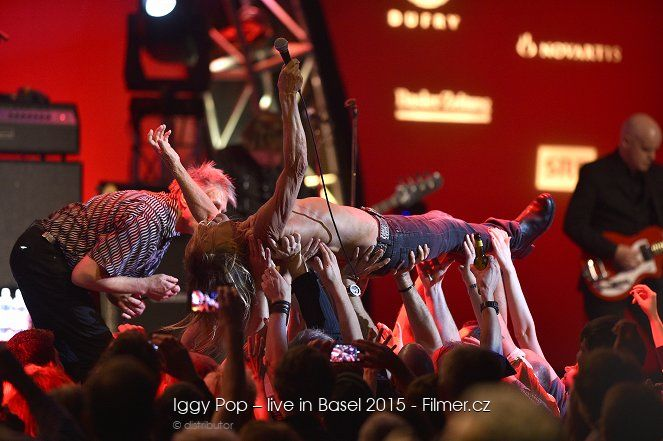 Iggy Pop – live in Basel 2015 download