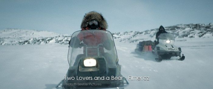 Two Lovers and a Bear download
