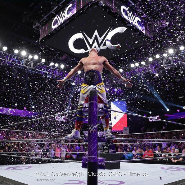 WWE Cruiserweight Classic CWC download