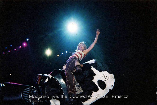 Madonna Live Drowned World Tour 2001 download