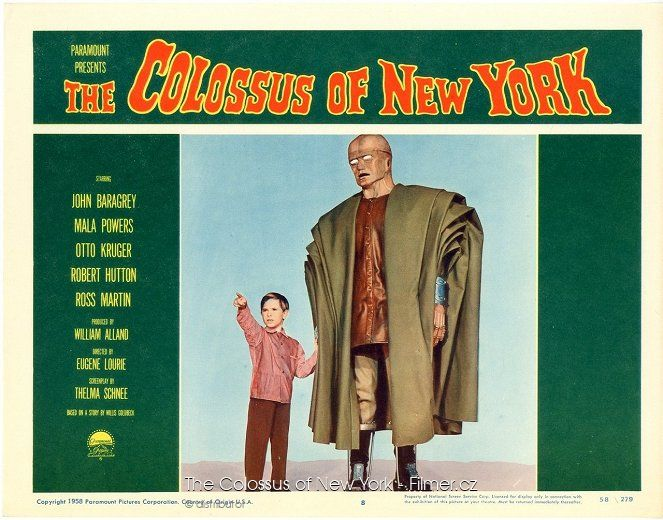 The Colossus of New York download