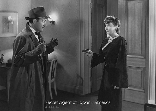 Secret Agent of Japan download